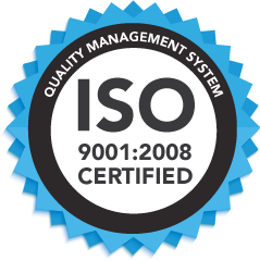 iso 9001 2008 certified organization